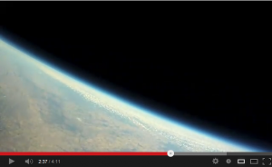 16 Balloon to the edge of space South Australia