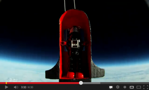 3 Toy Robot in Space! - HD balloon flight to 95,000ft