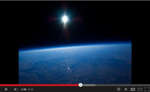 9 Balloon 100,000ft in space