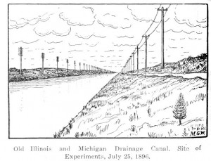 Old Illinois Drainage Canal