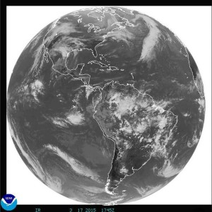 infrared goes-13